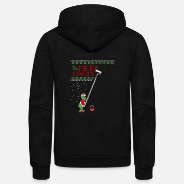 Christmas (Gift) Grinch Christmas - Unisex Fleece Zip Hoodie
