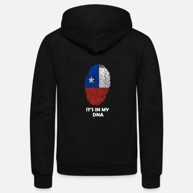 Chile Chile - Unisex Fleece Zip Hoodie
