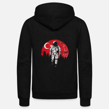 Turkey Turkey - Unisex Fleece Zip Hoodie