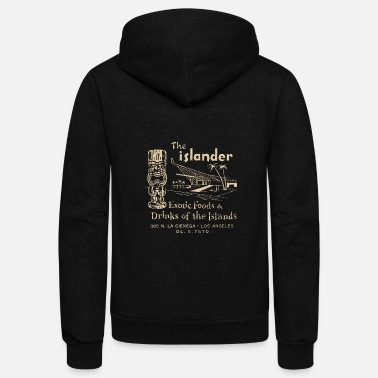Island The Islander - Unisex Fleece Zip Hoodie