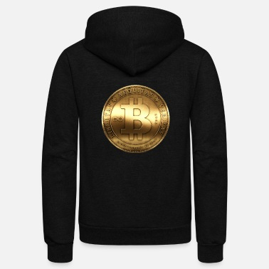 Coin The Coin - Unisex Fleece Zip Hoodie