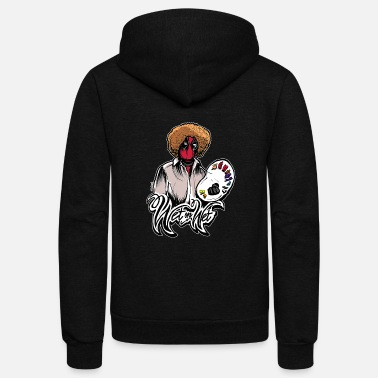 Comics comic - Unisex Fleece Zip Hoodie