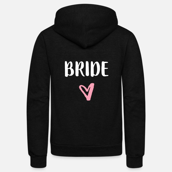 Gift Hen do Wedding Unisex Hoodie Bridesmaid