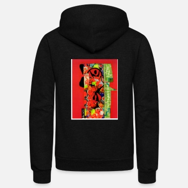 Emancipation emancipation - Unisex Fleece Zip Hoodie