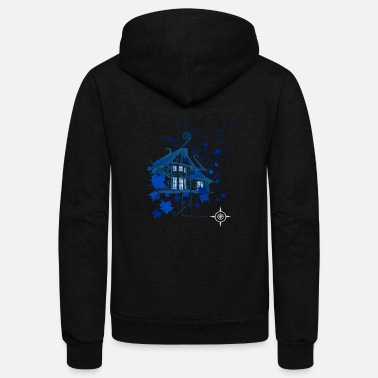 This is Not for You: Inspired By: House of Leaves - Unisex Fleece Zip Hoodie