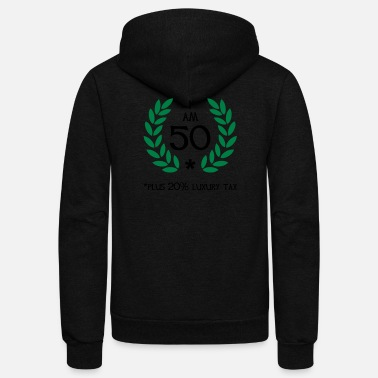 Fun 60 - 50 plus tax - Unisex Fleece Zip Hoodie