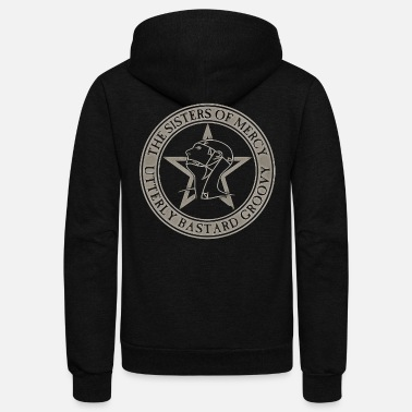 Sisters the sisters of mercy - Unisex Fleece Zip Hoodie