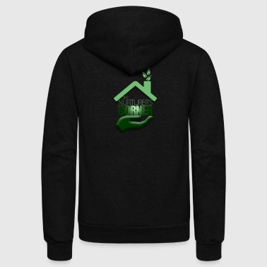 The Nurturer's Corner - Unisex Fleece Zip Hoodie