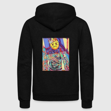 King Pluto - Unisex Fleece Zip Hoodie