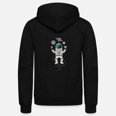 Juggler The Juggler T shirt - Unisex Fleece Zip Hoodie