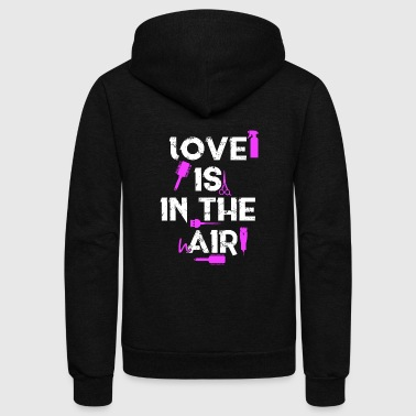 Hairstylist - Hairstylist - Unisex Fleece Zip Hoodie