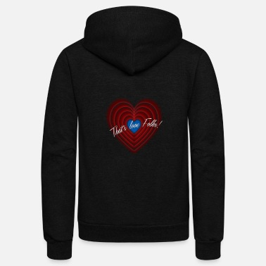 Folk Folks - Folks - that love Folks! - Unisex Fleece Zip Hoodie
