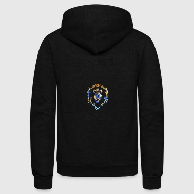 For The Alliance! - Unisex Fleece Zip Hoodie
