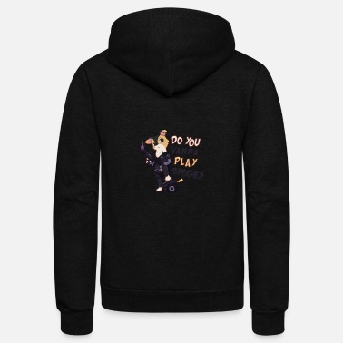 Sieg Siege Riley - Unisex Fleece Zip Hoodie