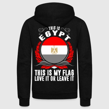This Is Egypt - Unisex Fleece Zip Hoodie