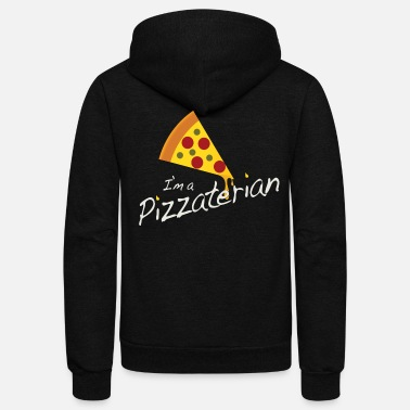 Pizzaiolo Pizzaterian - Unisex Fleece Zip Hoodie