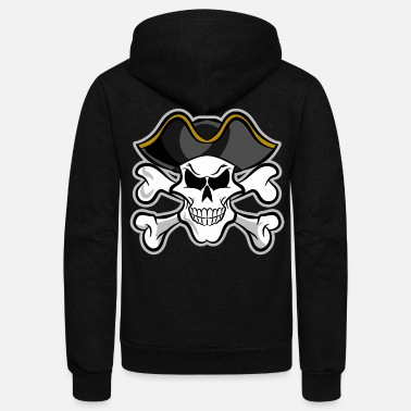 Pirate Party Halloween Pirate Party for Pirate Party's - Unisex Fleece Zip Hoodie