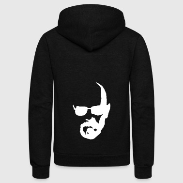 Walter White Breaking Bad Walter White - Unisex Fleece Zip Hoodie