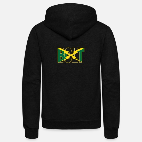 Summer Hoodies & Sweatshirts - X138 On Sale - Unisex Fleece Zip Hoodie black
