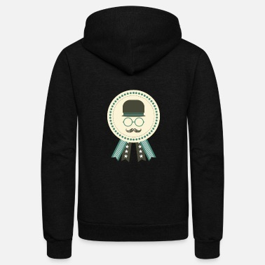 Award dad award - Unisex Fleece Zip Hoodie