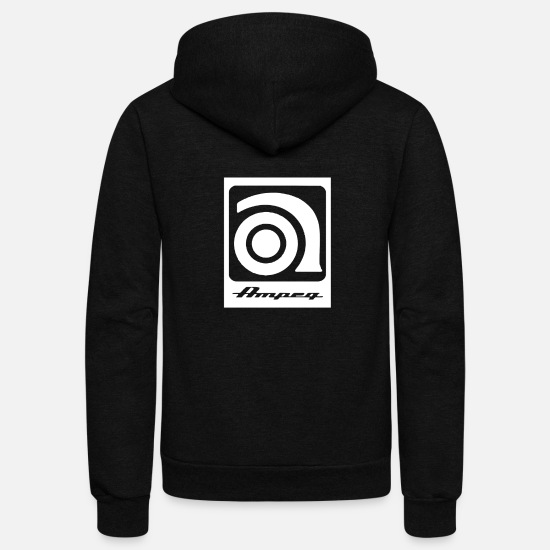 Ampeg Hoodies & Sweatshirts - AMPEG new - Unisex Fleece Zip Hoodie black