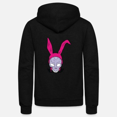 Louise Louise Darko - Unisex Fleece Zip Hoodie