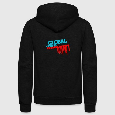 Global War - Unisex Fleece Zip Hoodie
