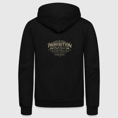 Prohibition gastrohouse - Unisex Fleece Zip Hoodie