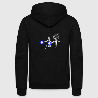 DBZ Fiction - Unisex Fleece Zip Hoodie