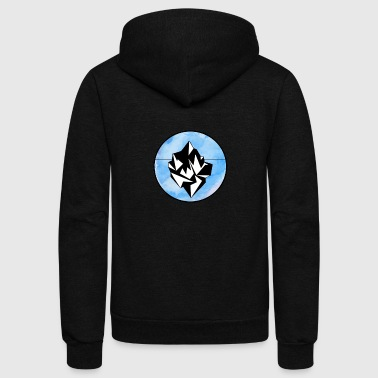 Tip of the Iceberg - Unisex Fleece Zip Hoodie