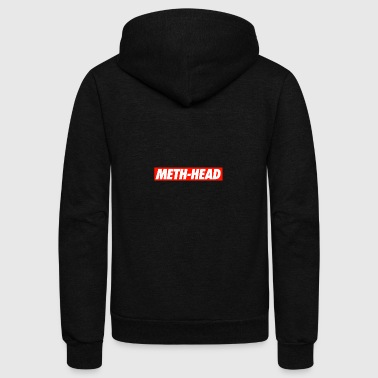 METH-HEAD - Unisex Fleece Zip Hoodie