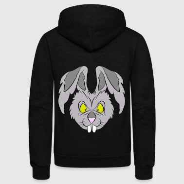 Bad Bunny - Unisex Fleece Zip Hoodie