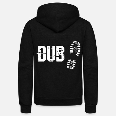 Dubstep Dubstep music - Unisex Fleece Zip Hoodie