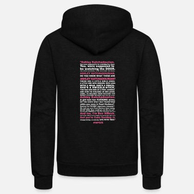 Popular Most Popular Girls Speech Women's T-Shirts - Unisex Fleece Zip Hoodie