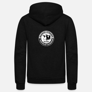 Dynamic Massive Dynamic - Unisex Fleece Zip Hoodie