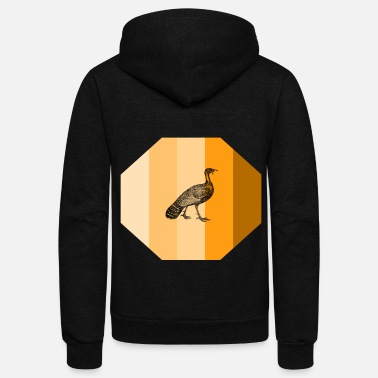 Turkey Turkey Turkey - Unisex Fleece Zip Hoodie