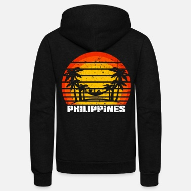 South East Asia Philippines South East Asia - Unisex Fleece Zip Hoodie