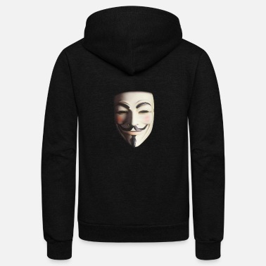 Anonymous anonymous - Unisex Fleece Zip Hoodie