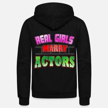 Actor Actor - Unisex Fleece Zip Hoodie