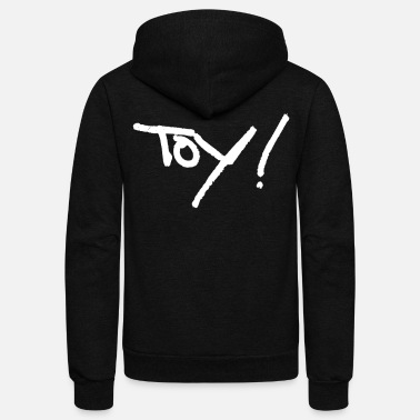 Toy - Unisex Fleece Zip Hoodie
