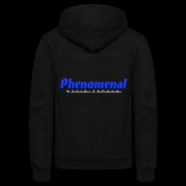Phenomenal Magazine - Unisex Fleece Zip Hoodie