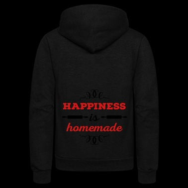 baking - Unisex Fleece Zip Hoodie