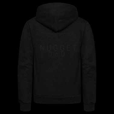 Nugget Dad - Unisex Fleece Zip Hoodie