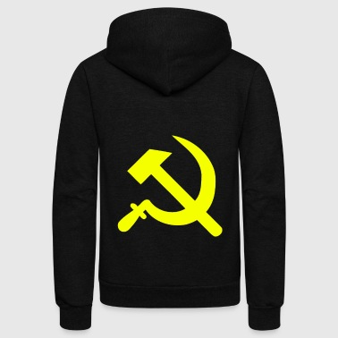 Communist Russia - Unisex Fleece Zip Hoodie