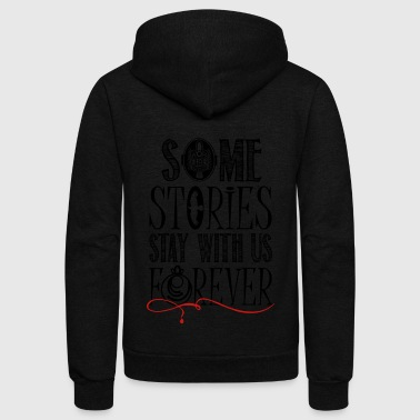 some stories - Unisex Fleece Zip Hoodie