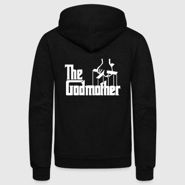 The Godmother - Unisex Fleece Zip Hoodie