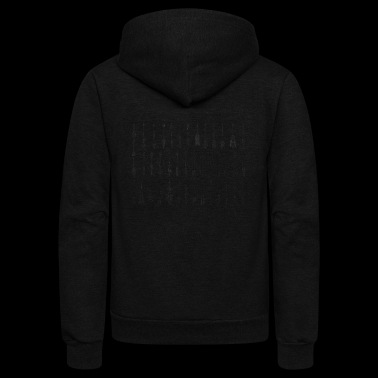 ARROWS arrow Arrows - Unisex Fleece Zip Hoodie