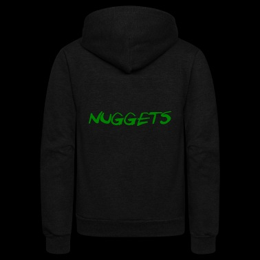 nuggets - Unisex Fleece Zip Hoodie