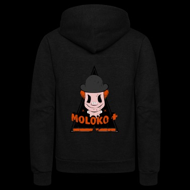 MOLOKO PLUS - Unisex Fleece Zip Hoodie