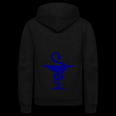 pharmacy - Unisex Fleece Zip Hoodie